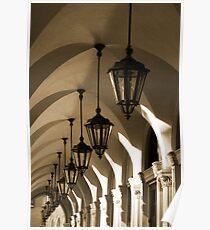 San Marco Arcade Poster