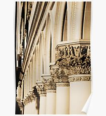 San Marco Colonnade Poster