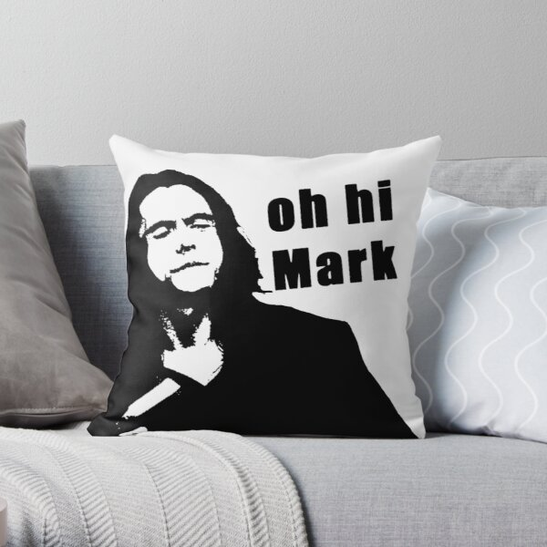 The Room Tommy Wiseau quote Throw Pillow