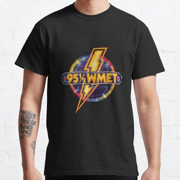 WMET Chicago Classic T-Shirt