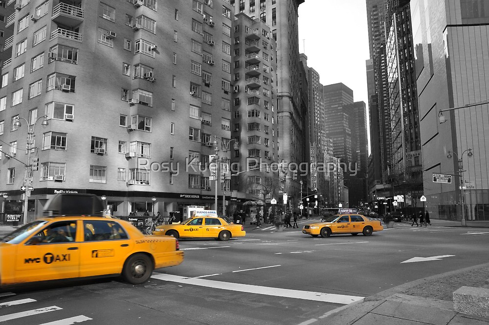 Taxi, Taxi by Rosy Kueng Photography
