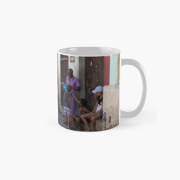 Havana Street Life Classic Mug
