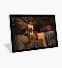 Steampunk Fairy Laptop Skin