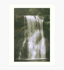 Upper North Falls Art Print
