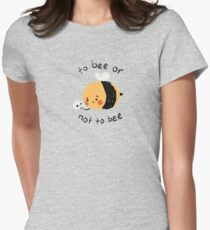 beelliam shakesbee Women's Fitted T-Shirt