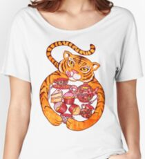 The Tiger Who Came To Tee Women's Relaxed Fit T-Shirt