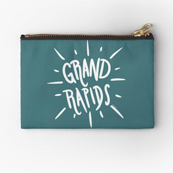 Grand Rapids Zipper Pouch