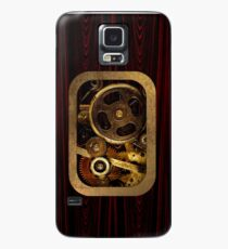 Mechanical Heart - Steampunk Case/Skin for Samsung Galaxy