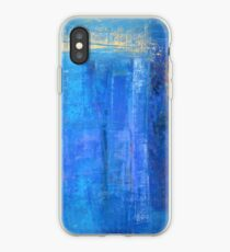 Blue 12 iPhone Case