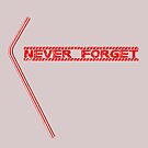 Never Forget Plastic Straws by FrankieCat