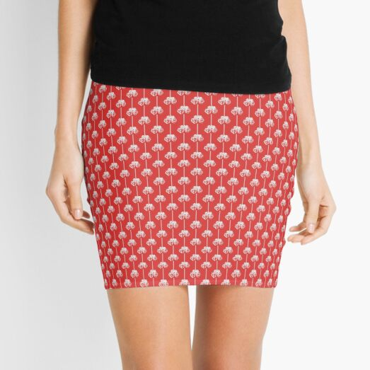 lungs Mini Skirt