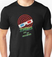 """THE ZOMBIES ATE MY NEIGHBORS!"" Unisex T-Shirt"