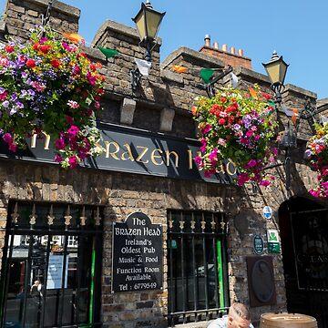 The Brazen Head Pub, Oldest in Ireland by DARRINSWORK