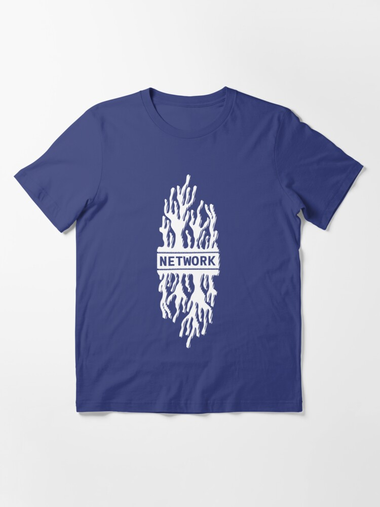 Alternate view of NETWORK Essential T-Shirt