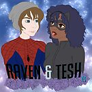 Raven and Tesh by Latesha Thompson