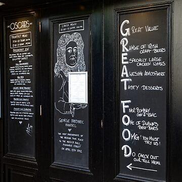 Oscar's Of Ireland Great Food! by DARRINSWORK