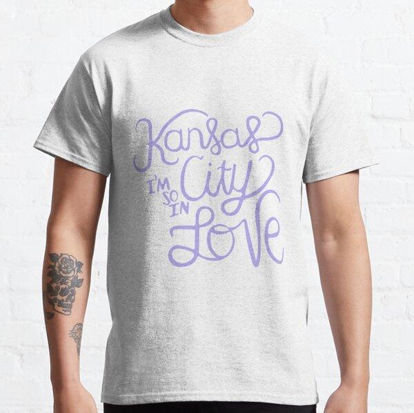 Kansas City Im So In Love (Lavender) Classic T-Shirt