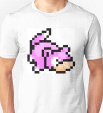 Pokemon 8-Bit Pixel Slowpoke 079 T-Shirt