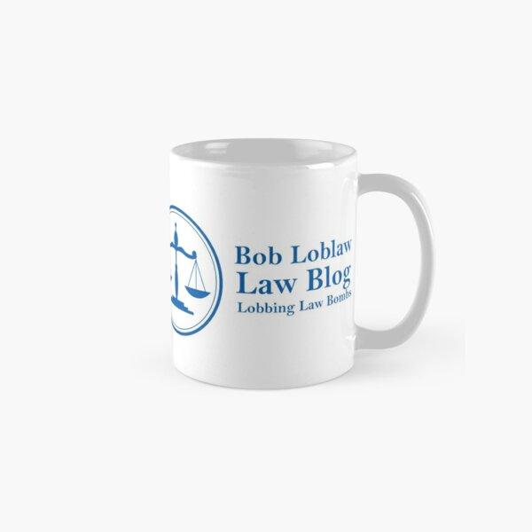 Bob Loblaw Law Blog Classic Mug