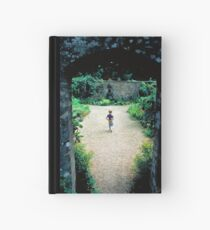 The Boy and the Secret Garden Hardcover Journal
