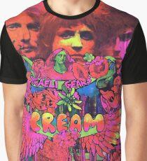 Disraeli Gears Grafik T-Shirt