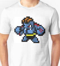 Pokemon 8-Bit Pixel Machoke 067 T-Shirt