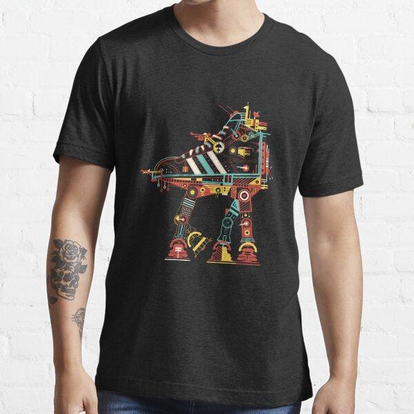 Robot Walker Essential T-Shirt