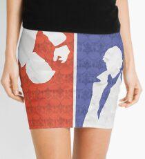 Sherlock Mini Skirt