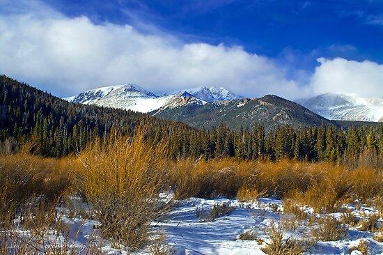 A Colorado Winter  by John  De Bord Photography