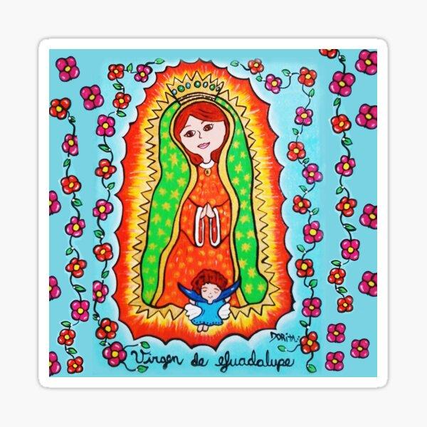 Virgin of Guadalupe # 1 Sticker