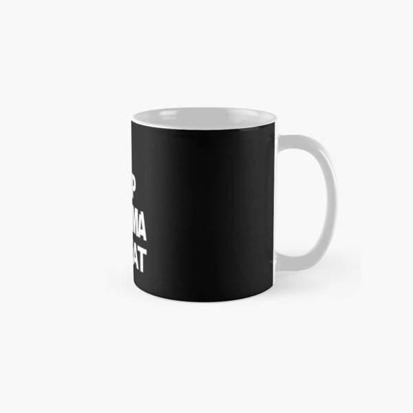 Eat Sleep K-drama Repeat Classic Mug