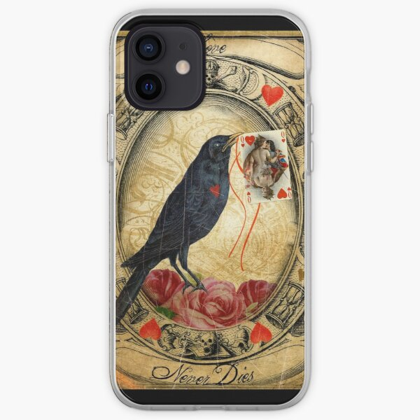 Love Never Dies iPhone Soft Case