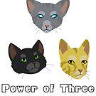 Power of Three by Savannah Terrell