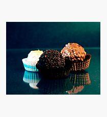 Chocolates Photographic Print