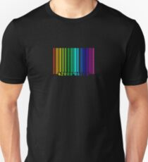Scanned in Colour Unisex T-Shirt