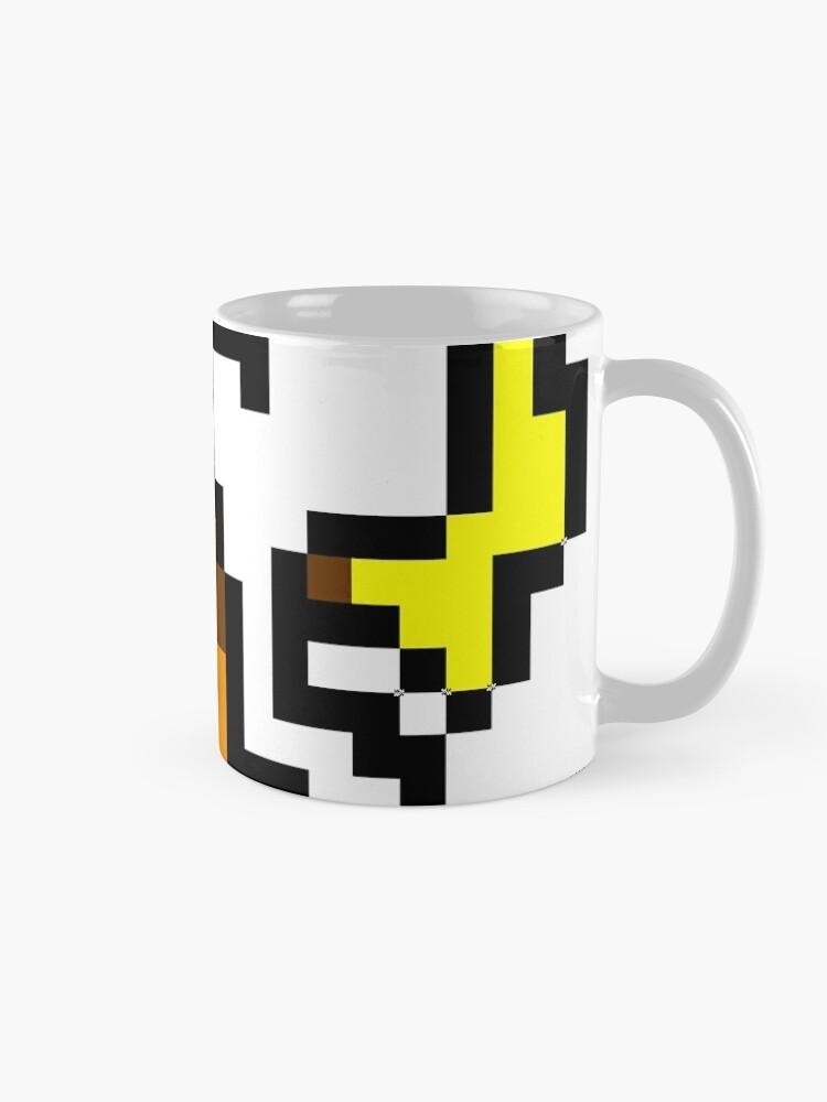 Pokemon 8 Bit Pixel Raichu 026 Mug