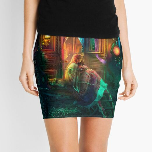 Gypsy Firefly Mini Skirt