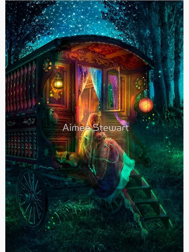 Gypsy Firefly by Foxfires