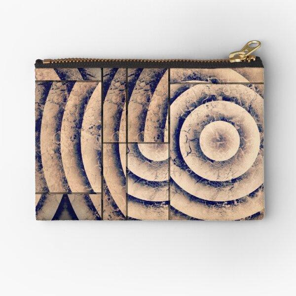 Geometrics Zipper Pouch