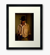 Jones Framed Print