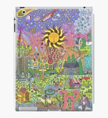 PSYCHEDELIC SUNSET iPad Case/Skin