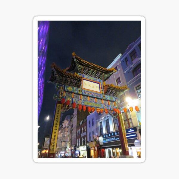 Chinatown, London Sticker