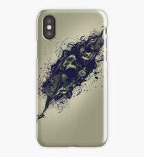 Mad Skulls iPhone Case