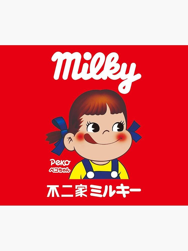 Milky Peko-chan by kanban