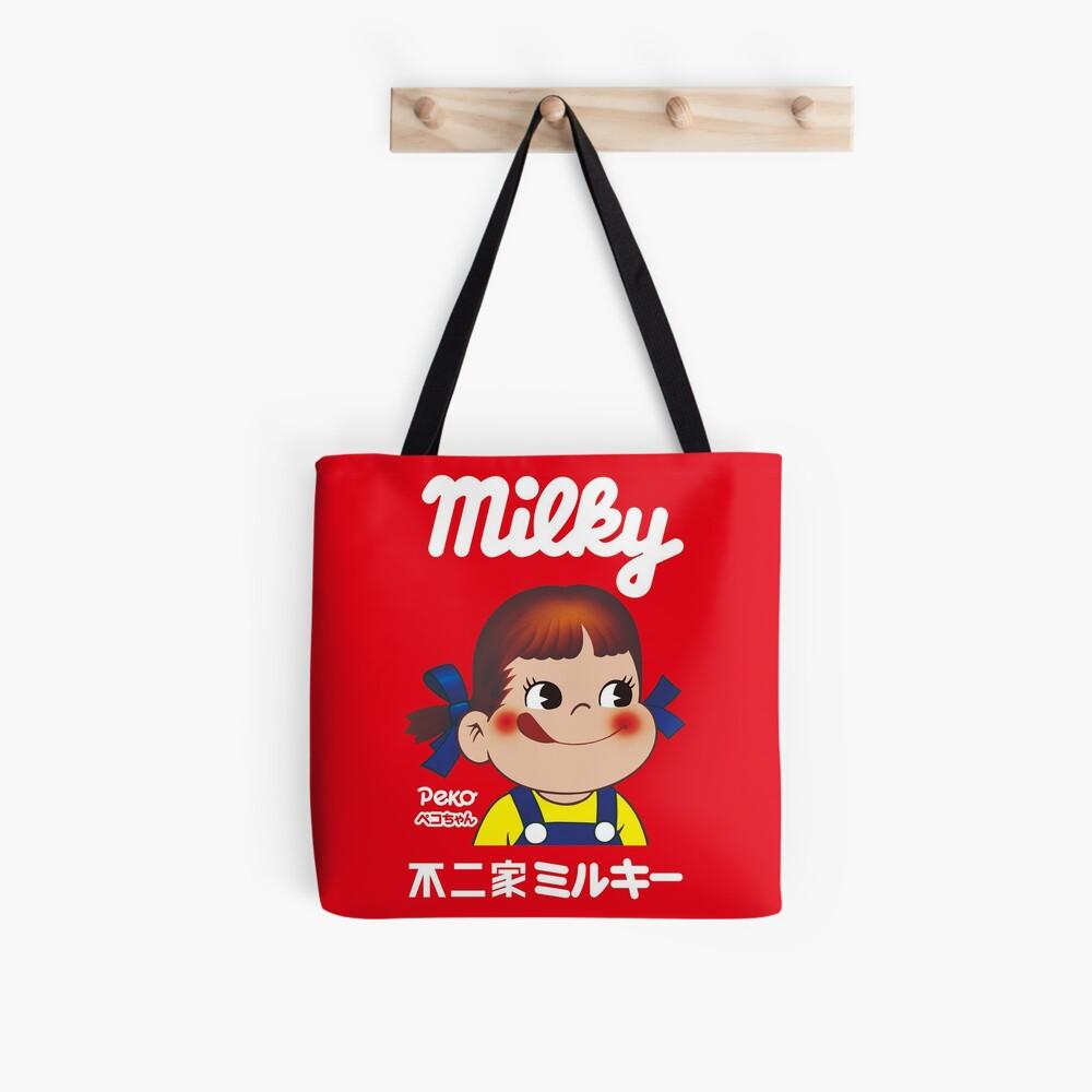 Milky Peko-chan Tote Bag