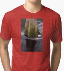 Cypress Tree Tri-blend T-Shirt