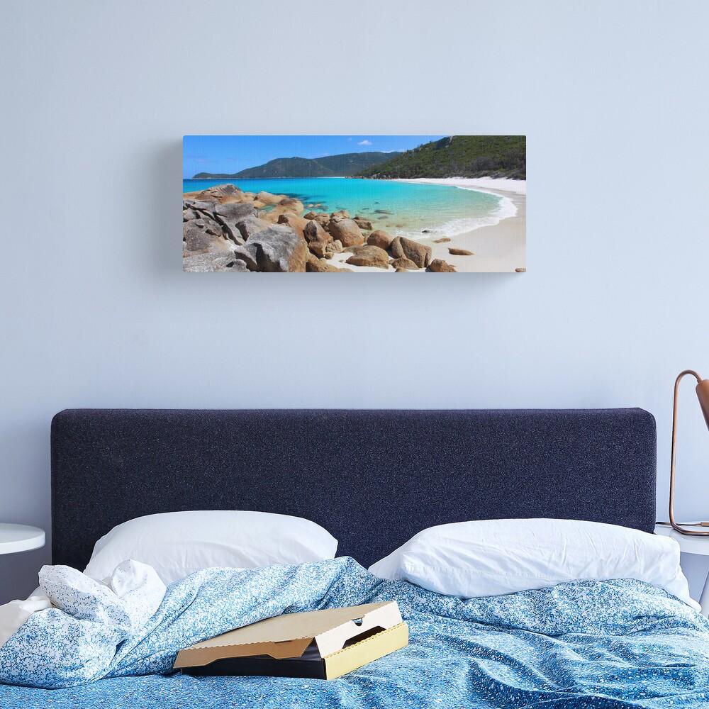 Little Waterloo Bay, Wilsons Promontory, Victoria, Australia Canvas Print