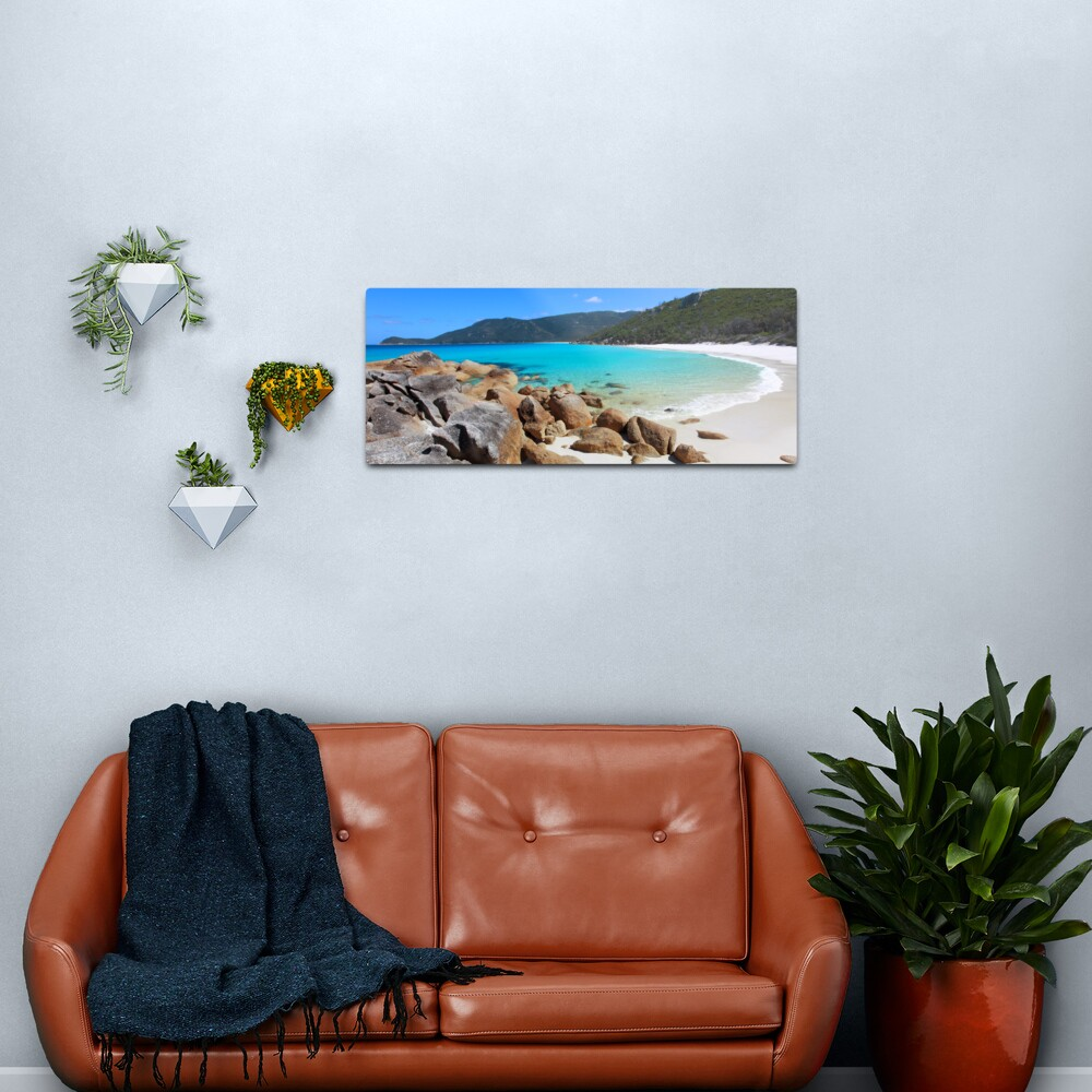 Little Waterloo Bay, Wilsons Promontory, Victoria, Australia Metal Print