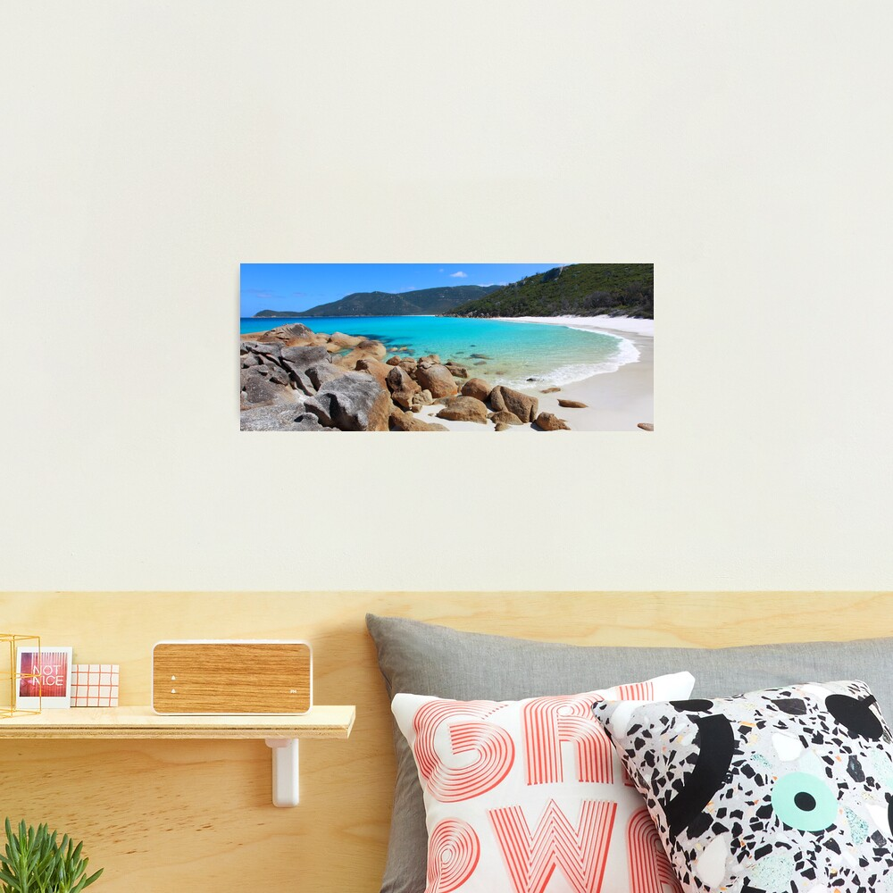 Little Waterloo Bay, Wilsons Promontory, Victoria, Australia Photographic Print