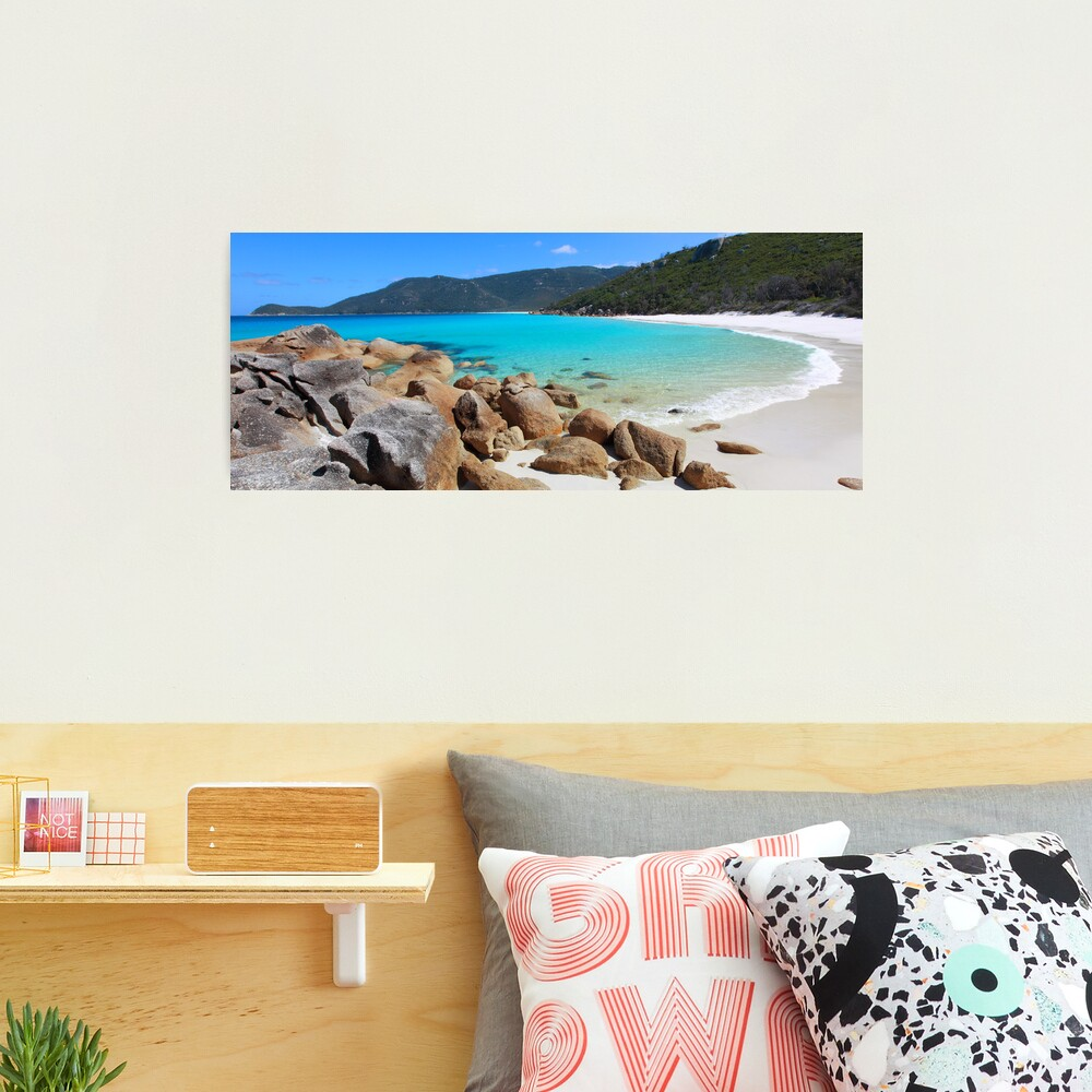Little Waterloo Bay, Wilsons Promontory, Victoria, Australia Photographic Print